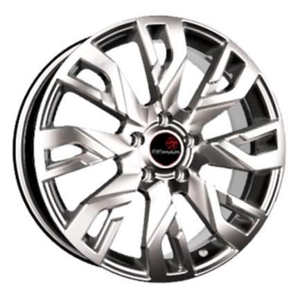 Колесный диск Remain Mazda CX-5 (R207) 7,0/R18 5*114,3 ET45 d67,1 Сильвер [20707ZR]