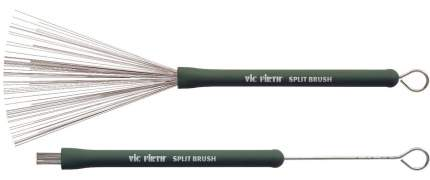 Щетки для барабана Vic Firth SB Split Brush