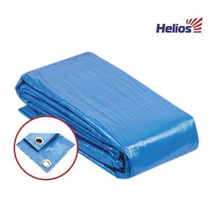 Тент укрывной 3x5 Helios синий 60 г/м2