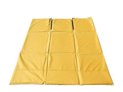 Пол СТЭК 2 (1,75м*1,75м) Оксфорд 300 (Желтый, )