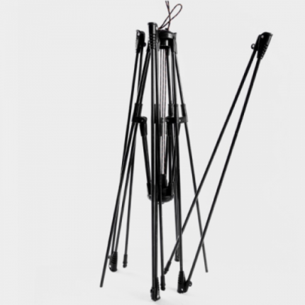 Tramp каркас для палатки Sirius 3 (фибергласс)