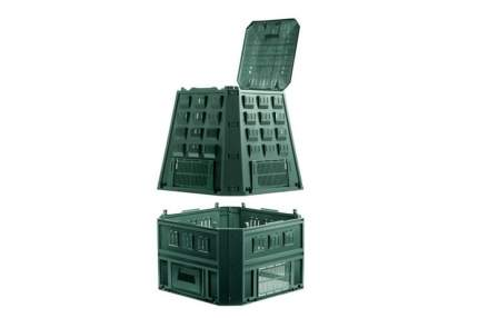 "Компостер Prosperplast ""Evogreen"", 850 л (зеленый)"