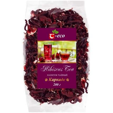 """Чай каркаде Tanay """"Eco"""", листовой, 200 г"""
