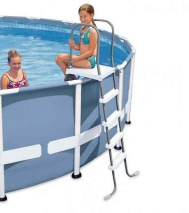 Лестница для бассейна, 132 см