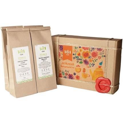 """Подарочный набор 101 Чай """"Любимому воспитателю"""", 4 вида чая по 40 г"""