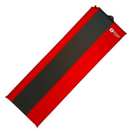 Коврик самонадувающийся  Basic 4 BTrace (Красный/серый, )