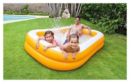 Надувной бассейн Intex 57181NP 229x147x46 см