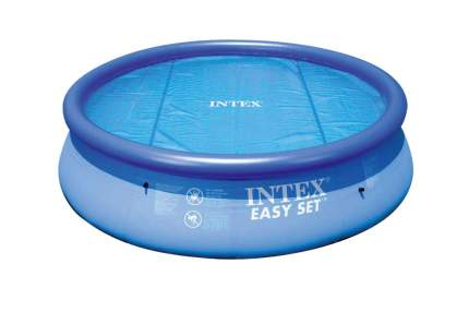Обогревающий тент для бассейна