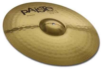 "Тарелка Paiste 14"" Crash 101 Brass"