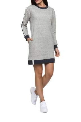 Платье женское Gloss 25311(03) серое 40 RU