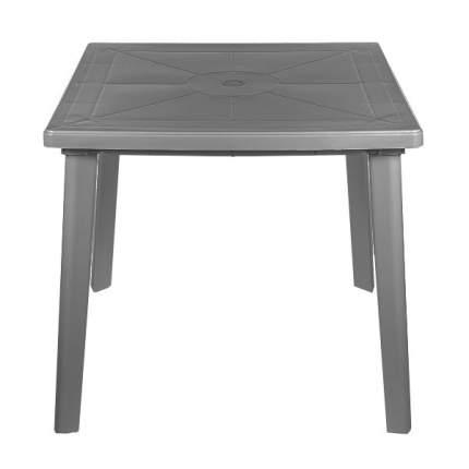 Стол для дачи Aro 109523 gray 60х60х60 см