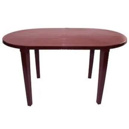 Стол для дачи Tarrington House brown 140x80x71 см