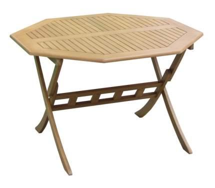 Стол для дачи Tarrington House beige 120x120x74 см