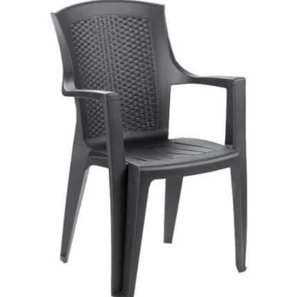 Садовое кресло Progarden Eden black 62х60х89 см
