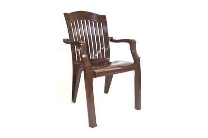 Кресло Стандарт Пластик Групп Премиум-1 №7 шоколадное
