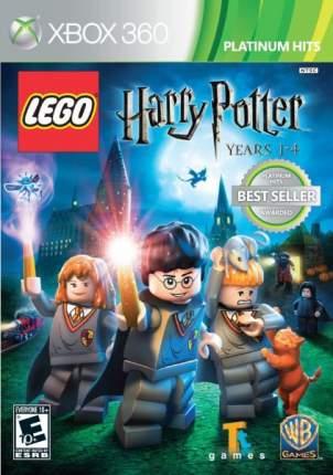 Игра Lego Гарри Поттер Годы 1-4 для Xbox 360