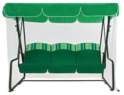 Садовые качели Arno-Werk Рандеву Премиум 231,7x125x173,5 см зеленый
