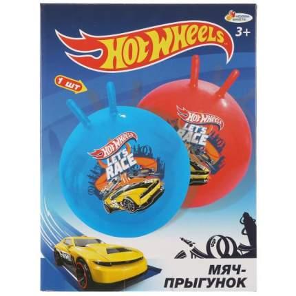 Мяч Играем вместе Hot Wheels 55см с рожками, в ассорт