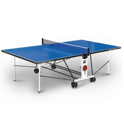Теннисный стол Start Line Compact Outdoor LX blue