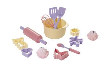 Кулинарный набор Маленькая принцесса, цвет: лимонный
