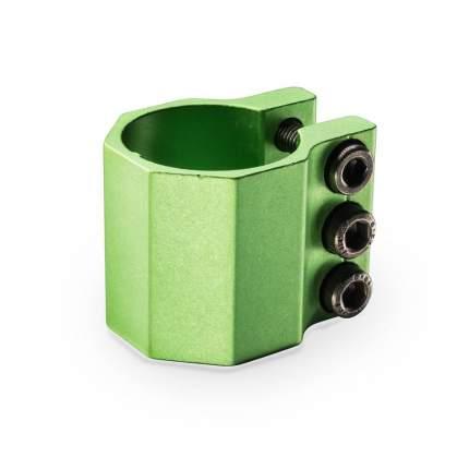 Хомут Trolo нижний 3х болтовый к Quantum и Pixel Зеленый