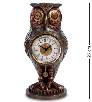 """Статуэтка-часы в стиле Стимпанк """"Сова"""" WS-186"""