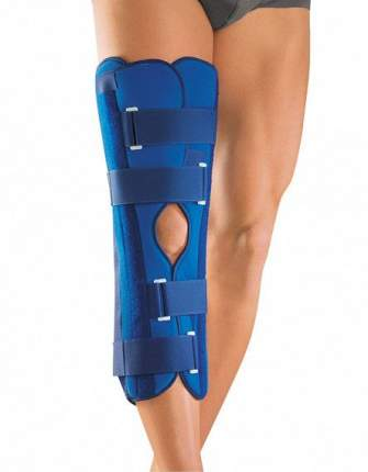 Шина для коленного сустава medi Classic 845-20 Угол 20 Medi Высота 40 см