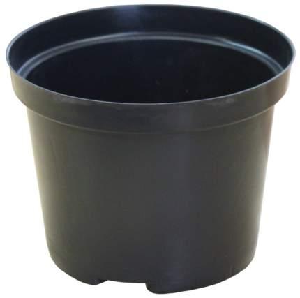 Горшок для рассады круглый литьевой, 19х19х15 см, 3 л