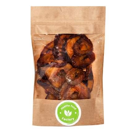 фруктовые чипсы фабрика здорового питания премиум (без сахара): персик (200 г)
