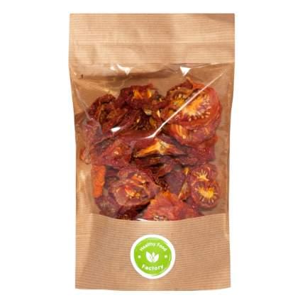 овощные чипсы фабрика здорового питания.  премиум (без соли и масла): помидор (200 г)