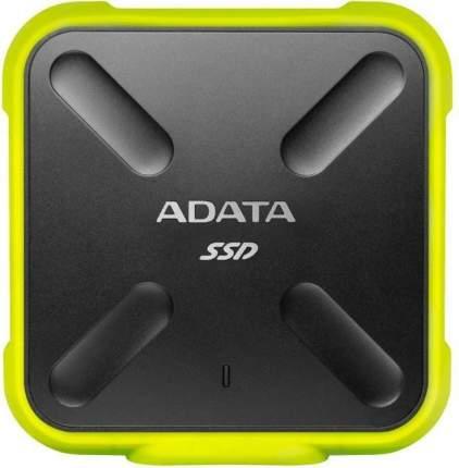 Внешний диск SSD A-DATA SD700 256GB Yellow