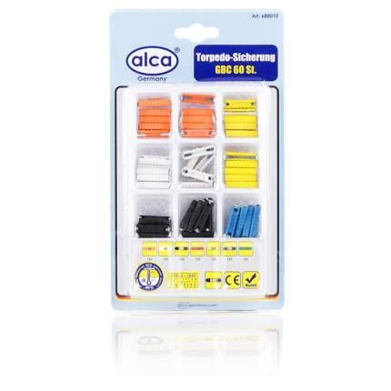 Набор цилиндрических предохранителей ALCA 5-30А (680010)