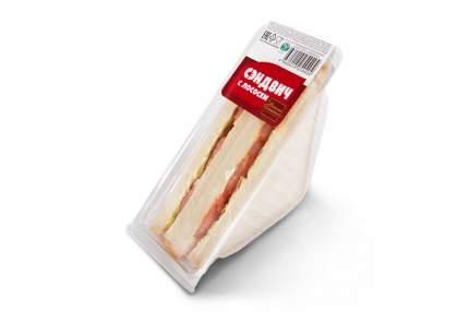 Сэндвич Восьмая Империя с лососем охлажденный