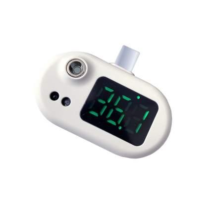 Портативный термометр USB type C для смартфона, планшета белый