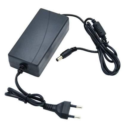 Блок питания (сетевой адаптер) универсальный 24В 2А (24V/2A), штекер 5.5 х 2.5 (с кабелем)