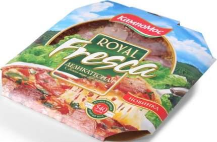 Пицца КампоМос Royal Fresca деликатесная охлажденная