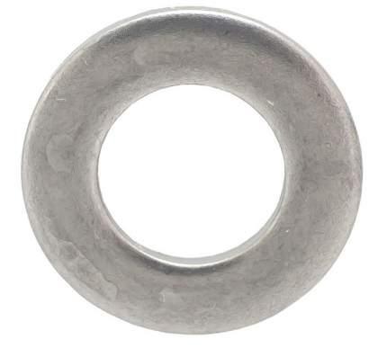 Шайба ТЕХ-КРЕП 103045  din125а м8 (25шт) плоская оцинк. пакет