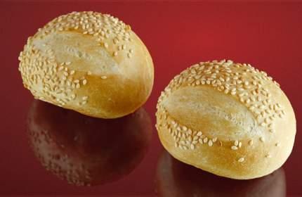 Булочка Европейский Хлеб французская с кунжутом замороженная