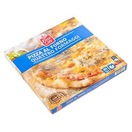 Пицца Fine Life 4 сыра замороженная 350 г