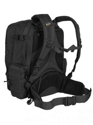 Рюкзак штурмовой Gongtex Diplomat Backpack 60 л black
