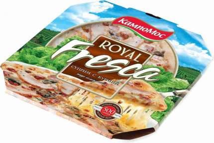 Пицца КампоМос Royal Fresca Суприм с курицей