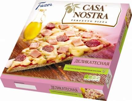 Пицца Fazer Cosa Nostra деликатесная замороженная