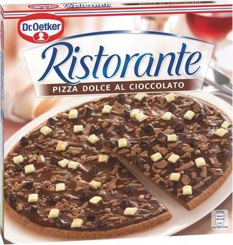 Пицца Ristorante Шоколадный десерт глубокая заморозка