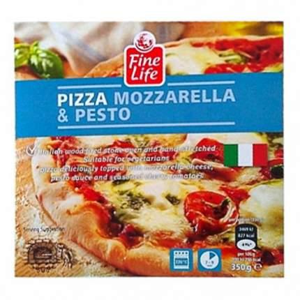 Пицца Fine Life Моцарелла и песто замороженная 350 г