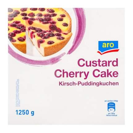 Пирог Aro пудинговый с вишней замороженный
