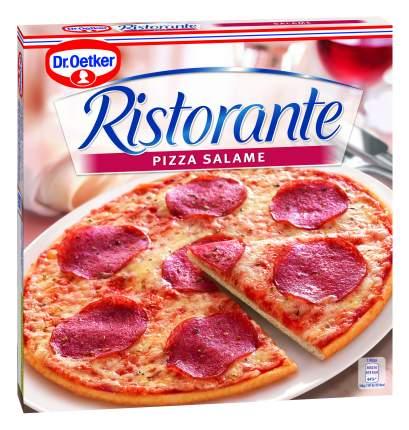 Пицца Dr.Oetker Ristorante салями замороженная