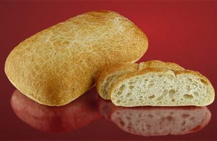 Хлеб чиабатта Европейский  замороженный