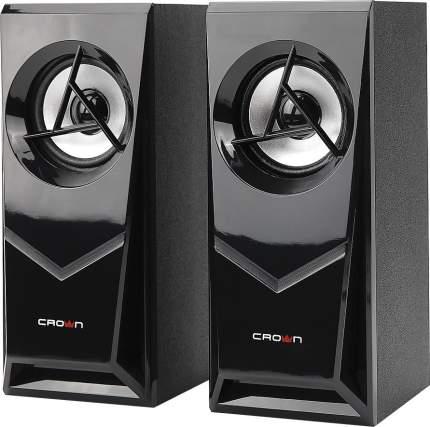 Колонки компьютерные Crown CMS-603 Black