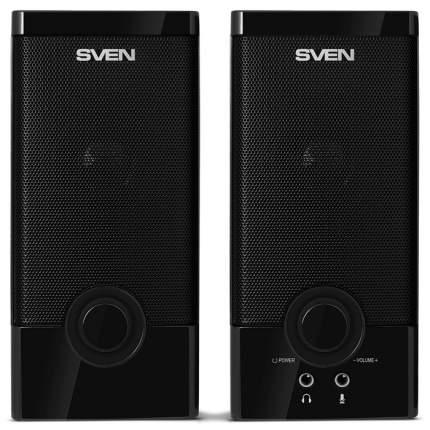 Колонки компьютерные Sven SPS-603 Black