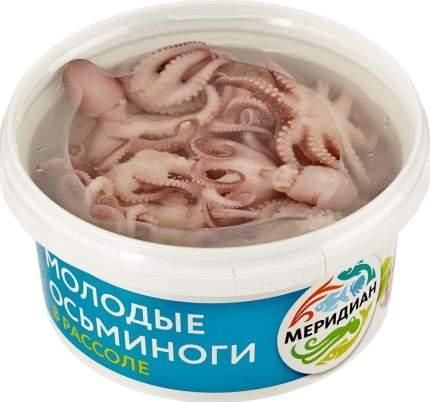 Молодые осьминоги Меридиан в рассоле 400 г